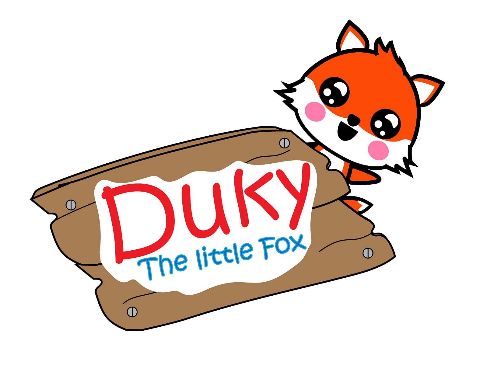 Duky the Little Fox
