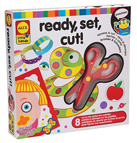 Nice ALEX Toys Little Hands Ready Set Cut rbO4b6dH