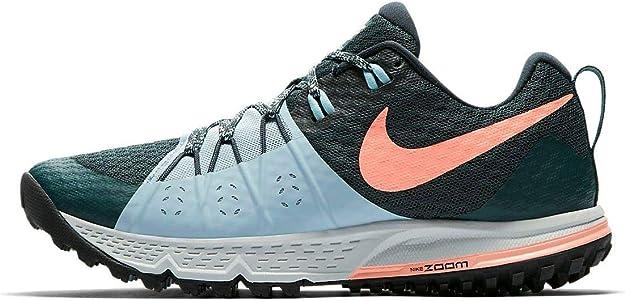 NIKE Wmns Air Zoom Wildhorse 4, Zapatillas de Running para Mujer: Amazon.es: Zapatos y complementos