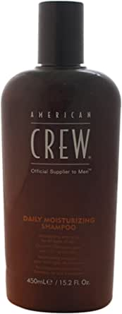 American Crew Daily Moisturizing Shampoo, 450ml