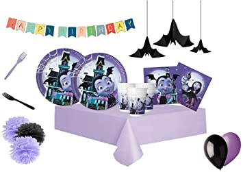 Irpot Kit 54 F - Fiesta de cumpleaños de Vampirina: Amazon ...