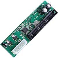 Zerone Parallel ATA Pata IDE a Sata Serial ATA Hard Drive Adapter Converter para PC y Mac