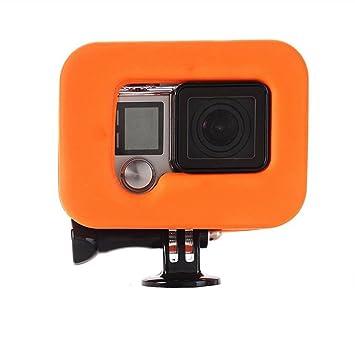 Flotador de buceo protectora Carcasa para GoPro Hero 4 3 + chaqueta para cámara