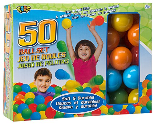 POOF 50 Ball Set by POOF
