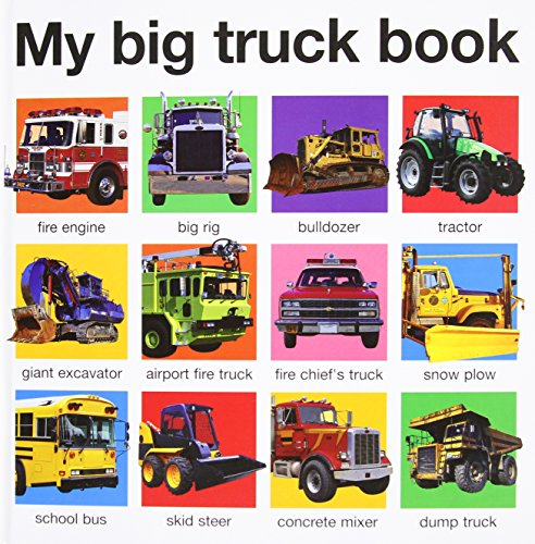 My Big Truck Book (My Big Board Books) cover
