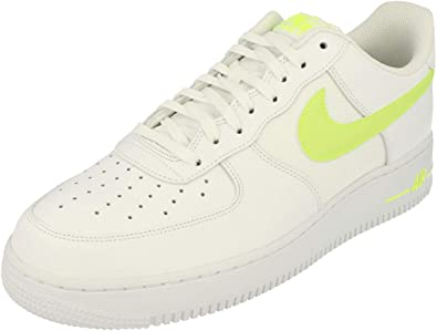 air force 1 donna baffo giallo