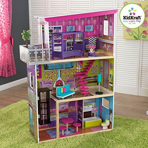 KidKraft Super Model Dollhouse With Furniture
