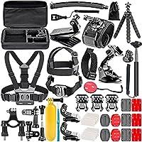 Neewer Kit di accessori 53 in 1 per videocamere GoPro Hero