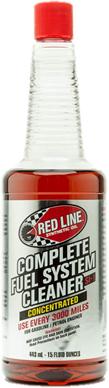 Red Line Fuel System Cleaner