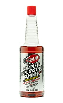 Red Line Complete Additive Treatment Fuel Injector Cleaner