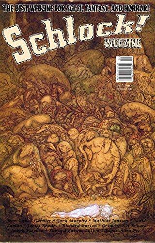 Schlock! Webzine Vol. 7, Issue 4