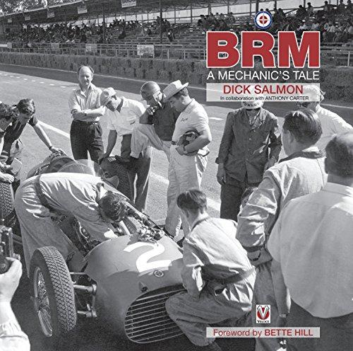 BRM -  A mechanic's tale -