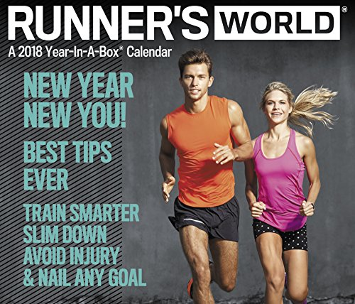 2018 Runner's World Calendar (Year-In-A-Box)