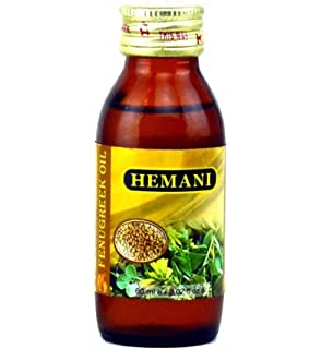 Hemani Natural Fenugreek Oil 60ml