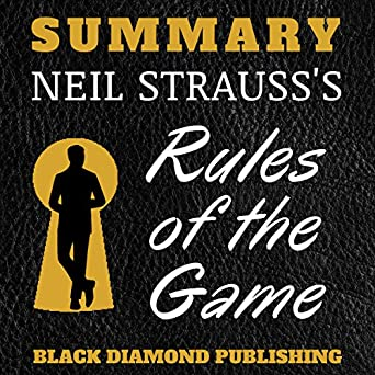 the rules of the game neil strauss audiobook