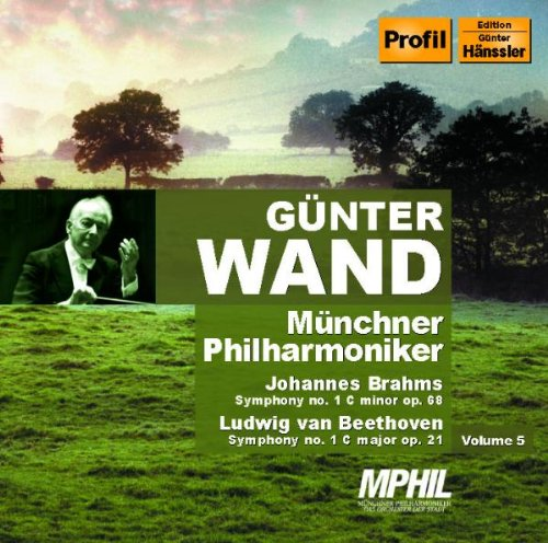 CD : Gunter Wand - Symphonie 1 (CD)
