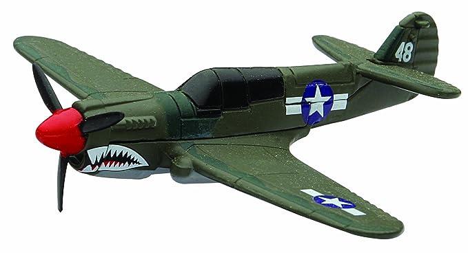 New Ray 1160 P40N War Hawk, Multi Color