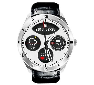 Reloj inteligente pulsómetro Android5.1 apoyo 3 G Smartwatch ...
