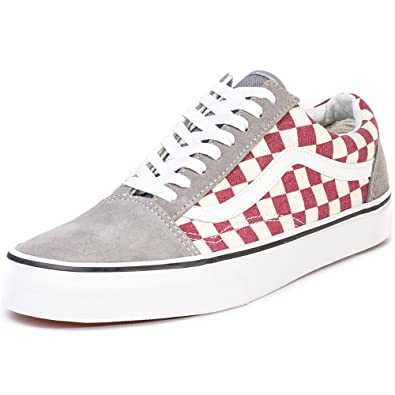 co Vans Mens Amazon Trainers Skool Checkerboard Edition Old Special rwqWx8AwRv