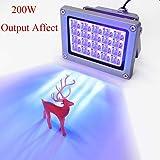 Amazon.com: Luz de curado de resina UV para impresora SLA 3D ...
