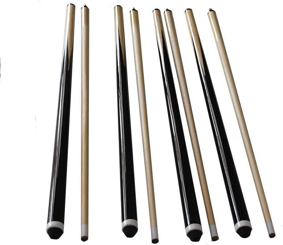 East Eagle 36 Inch/48 Inch/58 Inch Billiard House Cue Sticks 2-Piece Pool Cue