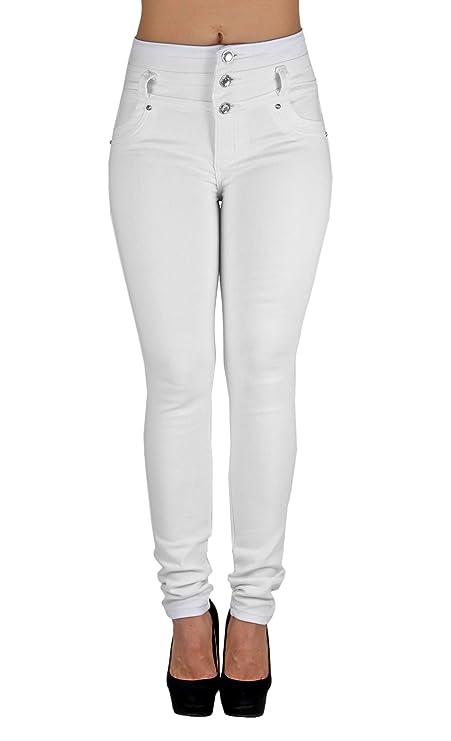 Amazon.com: Colombian Design Butt Lift High Waist Skinny ...