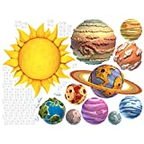 Solar System Large Wall Decal Set