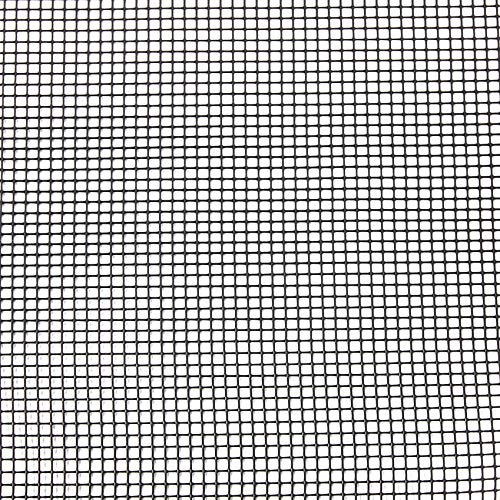 Plastic Net - Tenax Hardware Net, 3 by 15-Feet, Black
