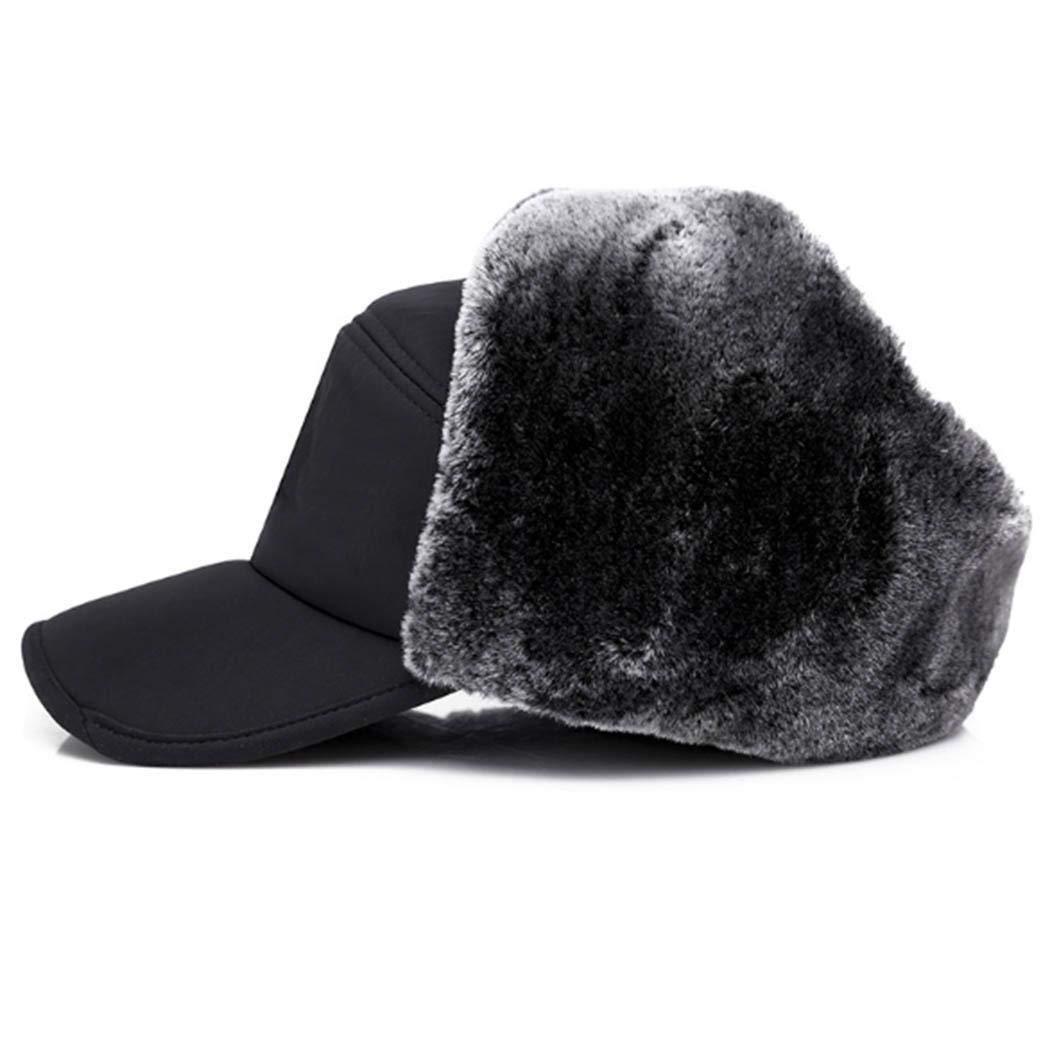 pairris Aire Libre Gorra de Invierno a Prueba de Viento Grueso y c/álido Sombrero Gorros de Aviador