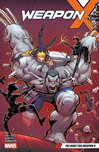 Weapon X Vol. 2: The Search for Weapon H