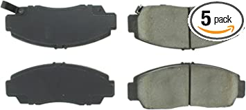 StopTech 309.05360 Street Performance Rear Brake Pad