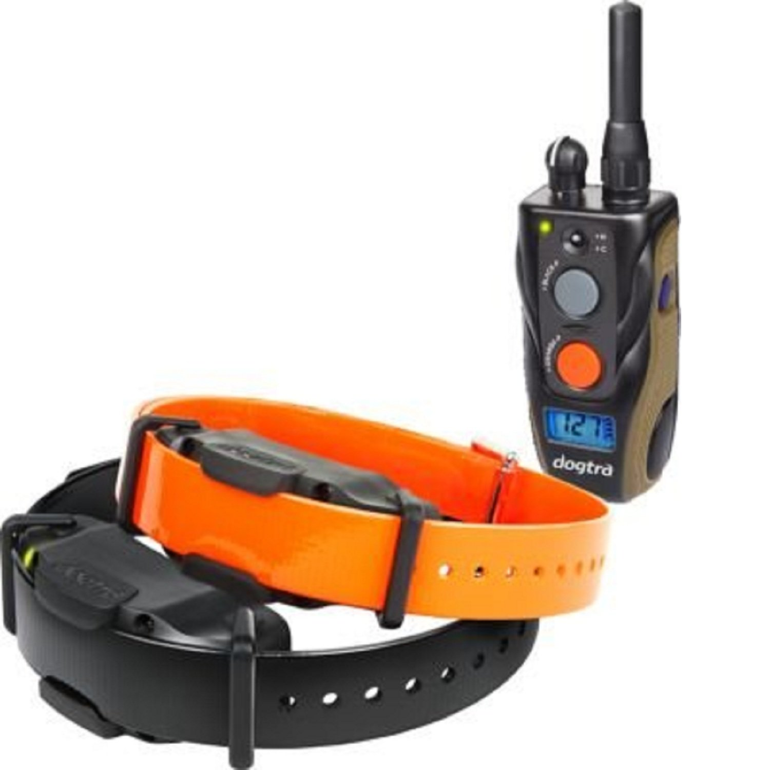 Dogtra 1902S 3/4 Mile Range 2 Dog Training Collar System by Dogtra