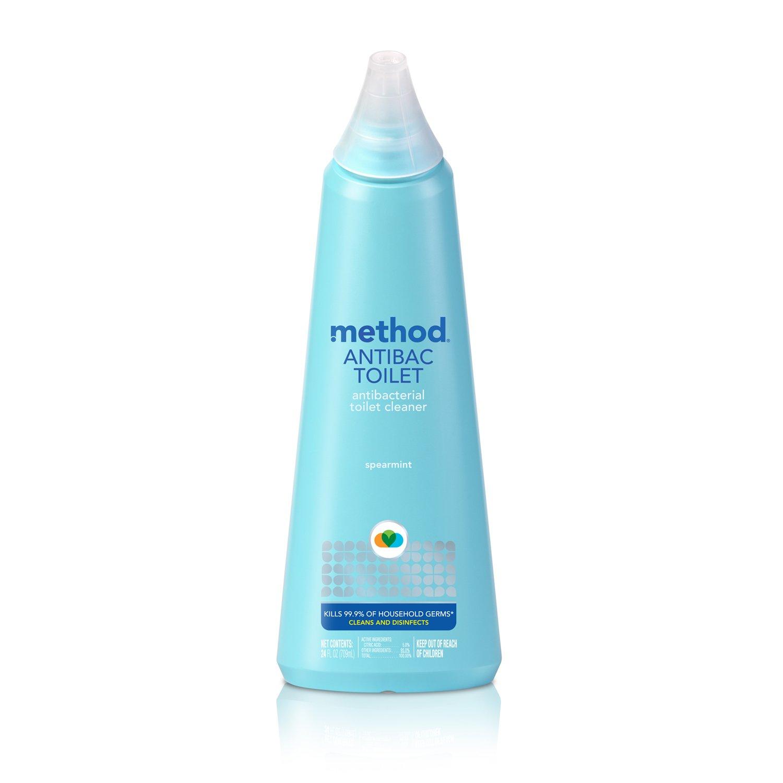 Method Antibacterial Toilet Cleaner 24oz, Spearmint