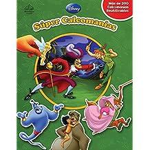 Super calcomanias: Disney aventuras