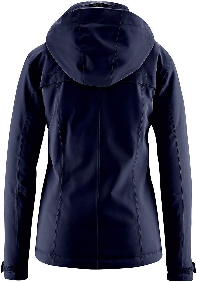 maier sports Women's Lisbon Functional Jacket Night sky
