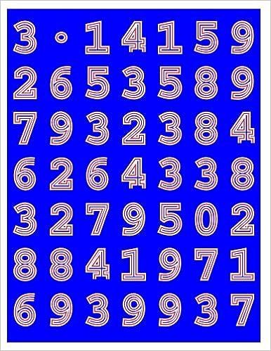 Lataa kirjoja ilmaiseksi Color pi Million Digits: Part 3 of 10 Suomeksi PDF RTF DJVU