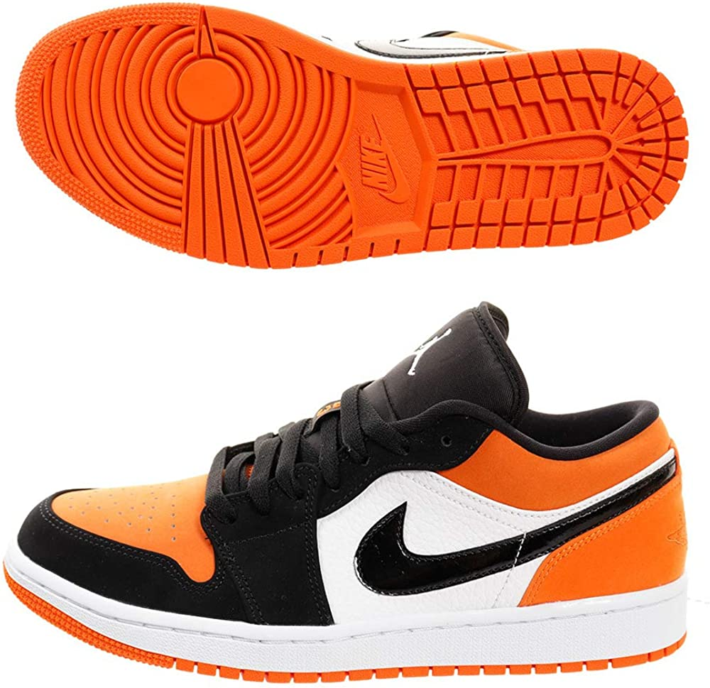 air jordan 1 low orange