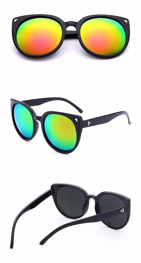 sonnenbrille Retro Ey Gläser 9748 frauen Persönlichkeit katze auge sonnenbrille Weiß und Weiß YDqVk7yg