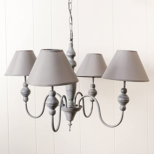 Phoebe parisian french 4 pendant grey ceiling light b795 a stunning room feature