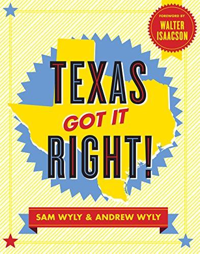 Texas Got It Right! (NONE)