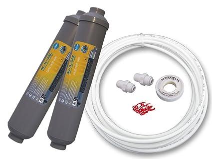 Aeg Kühlschrank Filter Wechseln : Bf s doppelpack kühlschrankfilter für samsung lg side by side