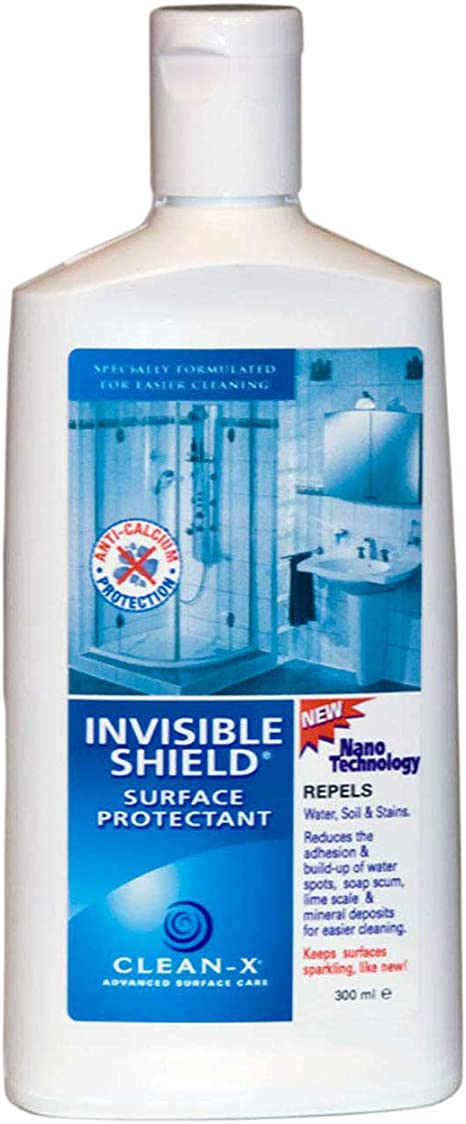 Tratamiento semipermanente antical Clean-X Invisible Shield 300ML: Amazon.es: Hogar