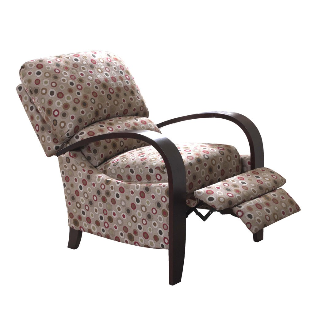 sc 1 st  Amazon.com & Amazon.com: Madison Park Bent Arm Recliner Chair: Kitchen u0026 Dining islam-shia.org