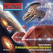 Grenzgängerin des Schleiers (Perry Rhodan 2520)   Hubert Haensel