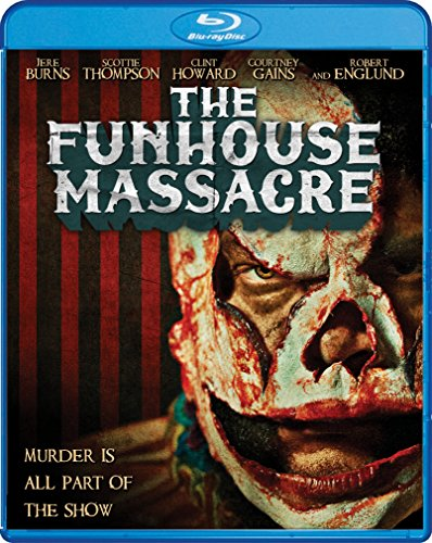 The Funhouse Massacre [Blu-ray]