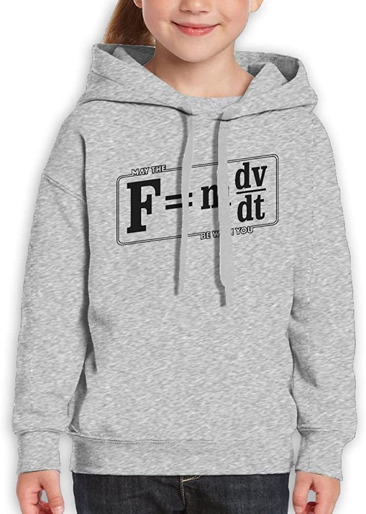 F=mdv DT Be With You Fashion Printed Crew-Neck Top For Teens Spring Autumn Winter DTMN7 May The
