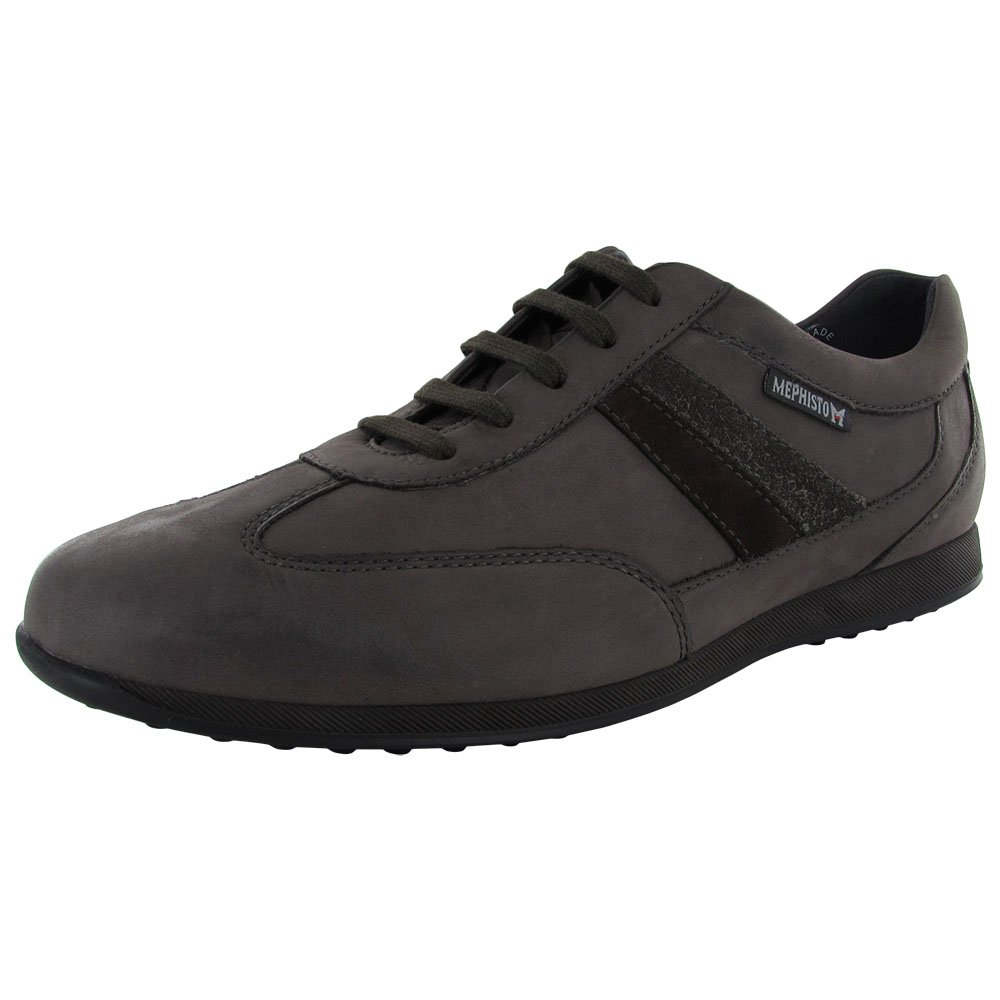 Mephisto Mens Cronos Casual Oxford Walking Sneaker Shoe