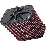 Washable Replacement Filter: 2003-2008 BMW//ROLLS ROYCE K/&N Engine Air Filter: High Performance 33-2410 Premium 750i, 750Li, 760Li, Phantom