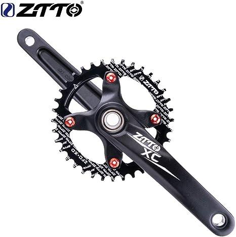 Ocamo ZTTO - Cadena para Bicicleta de montaña, Izquierda y Derecha ...