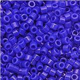Miyuki Delica Seed Beads 11/0 Cyan Blue Opaque DB1138 7.2 Grams